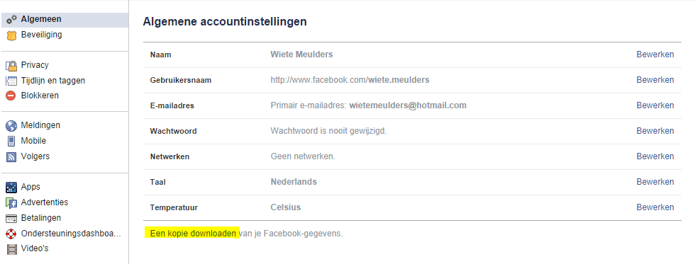 facebook downloaden